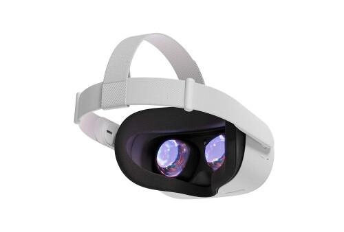 Oculus Quest 2: Facebook muss Polster der VR-Brille zurückrufen