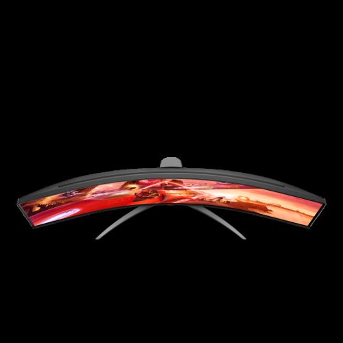 AOC Agon AG493QCX: Gaming-Monitor mit 49 Zoll Displaydiagonale