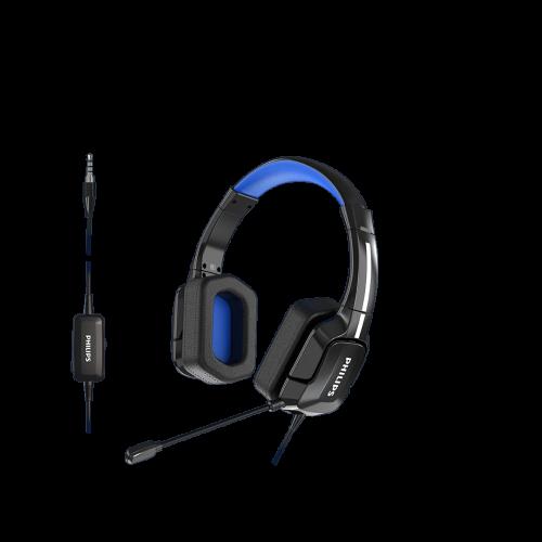 Phillips Over-Ear-Headset: Gaming-Modelle mit immersiven 3D-Sound