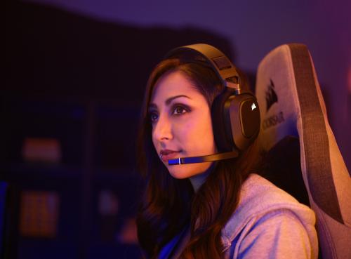 Corsair HS80 RGB Wireless: Neues Gaming-Headset mit 24-Bit-Audio