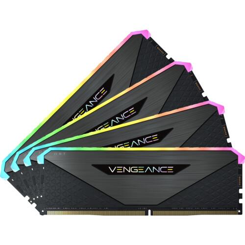 Corsair Vengeance RGB RT DDR4: Neue Module mit RGB-Beleuchtung