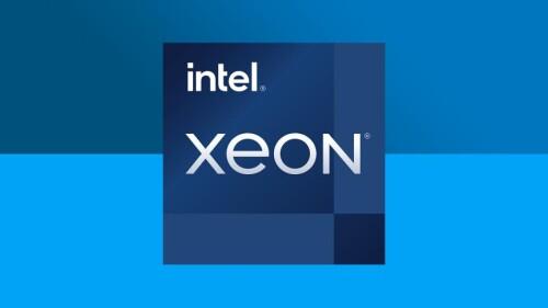 Xeon E-2300: Neue Server-CPUs auf Rocket-Lake-Basis