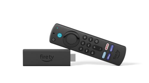 Amazon Fire TV Stick 4K Max: Neue Fernbedienung und mehr Leistung