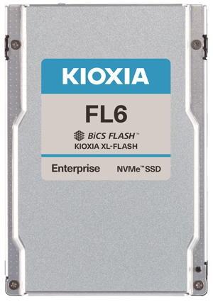 Kioxia FL6-Serie: Neue Enterprise-SSDs mit XL-Flash