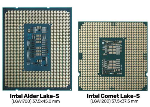 Intel LGA 1700: Erste detaillierte Bilder des neuen Sockels