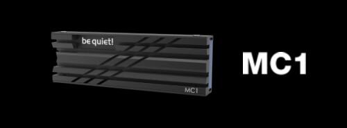be quiet! MC1: Neuer M.2-SSD-Kühler passend für die PlayStation 5