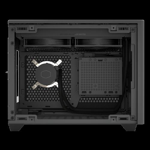 Cooler Master NR200P Max: ITX-Gehäuse mit einfachem Aufbau