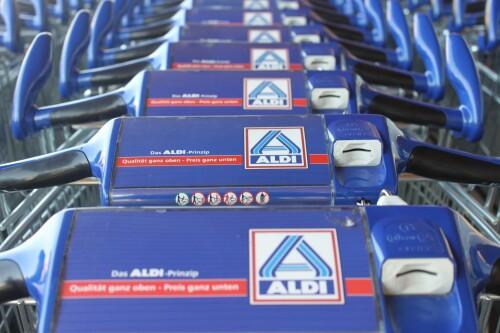 Aldi testet erstmals Einkaufsysteme ohne Kasse