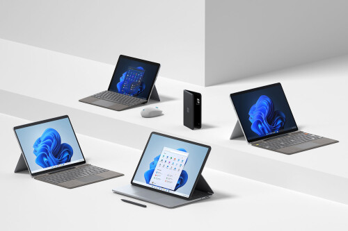 Microsoft Surface: Neue Laptops mit Windows 11