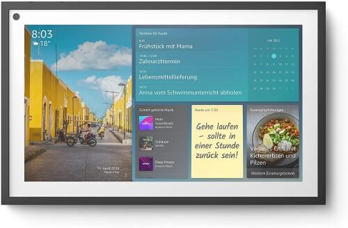 Amazon Echo Show 15: Großes Display mit Echo-Funktionen