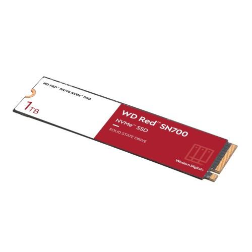 Western Digital Red SN700: NVMe-SSD mit bis 4-TB-Speicherplatz