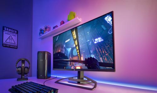 Corsair Xeneon 32QHD165: Gaming-Monitor mit G-Sync und 165 Hz