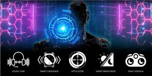 MSI präsentiert neue Optix-Monitore für eSportler und ambitionierte Gamer