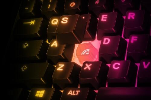 SteelSeries Apex 3 TKL: Erste wasserresistente Gaming-Tastatur