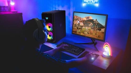 Acer Predator Orion 7000: Gaming-PC mit Alder-Lake-CPU und GeForce RTX 3090